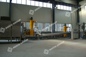 peanut butter making machine blanching sectionr